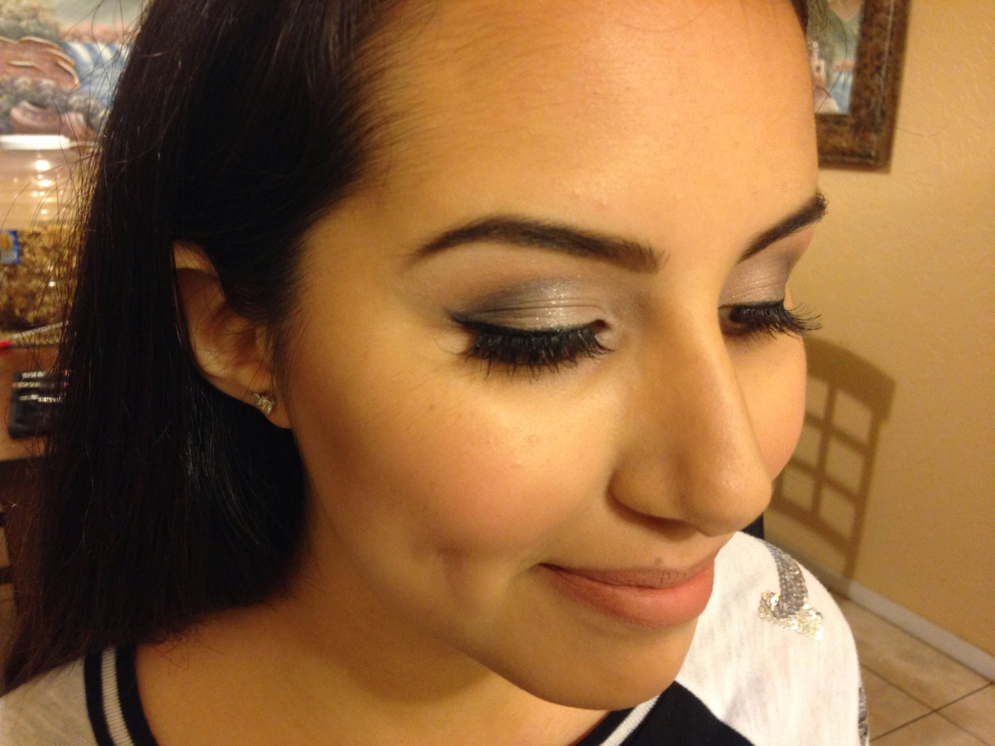 Prom Trial Makeup For Rubidoux High School Prom 2016